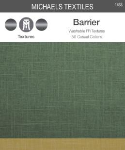 1433 - Barrier