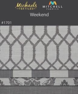 1701 - Weekend