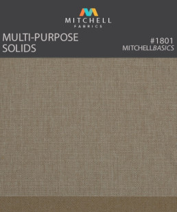 1801 - Multi-Purpose Solids