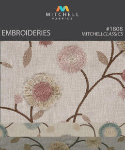 1808 - Embroideries