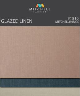 1810 - Glazed Linen