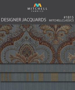 1815 - Designer Jacquards