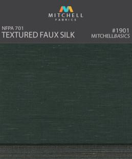 1901 - Textured Faux Silk