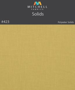 423 - Solids