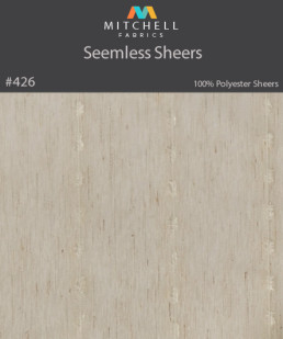426 - Seamless Sheers