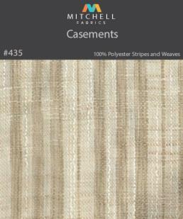 435 - Casements